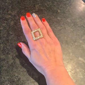 Trina Turk Jewelry - Trina Turk Cocktail Ring size 7.5